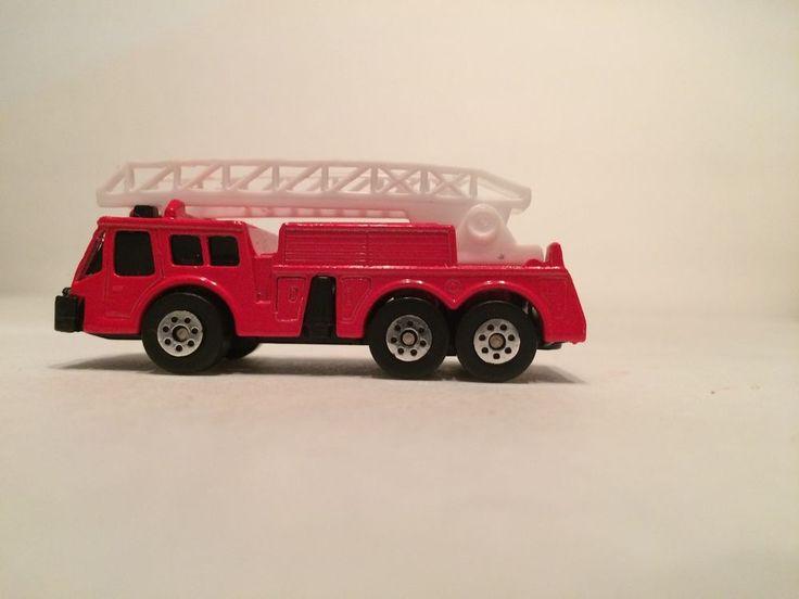 Maisto Ladder Fire Truck | EBay