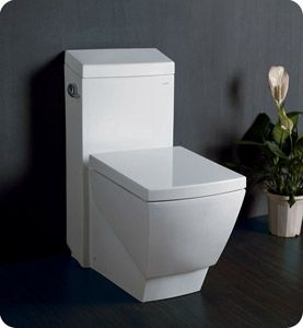 Fresca Apus White Modern One Piece Square Toilet w/ Soft Close Toilet Seat  http://faucetlist.com/Fresca-Apus-White-Modern-One-Piece-Square-Toilet-w-Soft-Close-Toilet-Seat.html