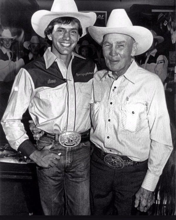 """(VIDEO) EPIC FOOTAGE OF LANE FROST'S LAST RIDE ON """"TAKIN CARE OF BUSINESS""""- CHEYENNE"""