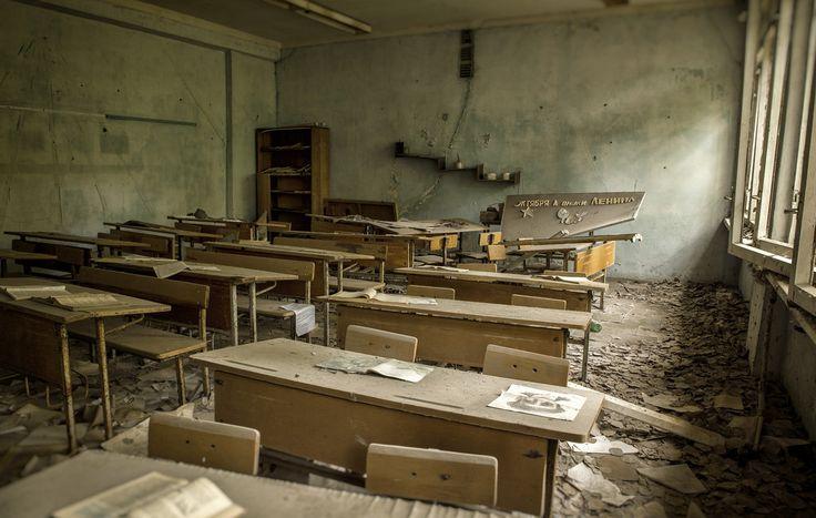 abandoned school - #abandoned #urbex #decay #photography #image #mrnorue #derelict #neglect