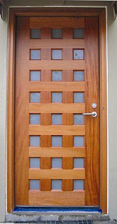best 25 wood entry doors ideas on pinterest exterior entry doors entry doors and double. Black Bedroom Furniture Sets. Home Design Ideas