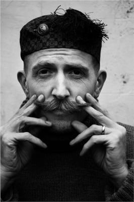 Billy Childish Um dos fundadores do movimento de Arte Stuckismo