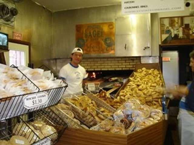 St. Viateur Bagels in Montreal
