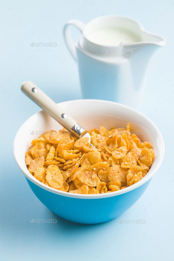 Breakfast Cereals Or Cornflakes Breakfast Cereal Cornflakes