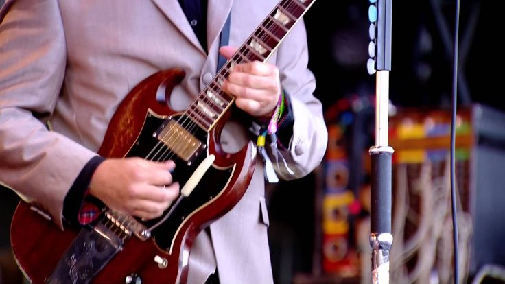 Paul Weller - You Do Something To Me (Glastonbury 2015) HD1080p