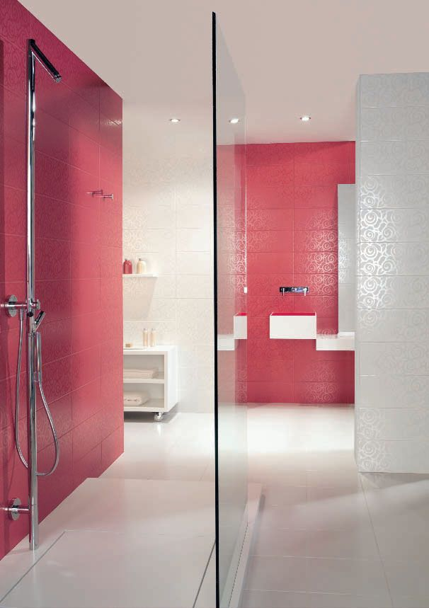 Плочки за баня CLOQUE