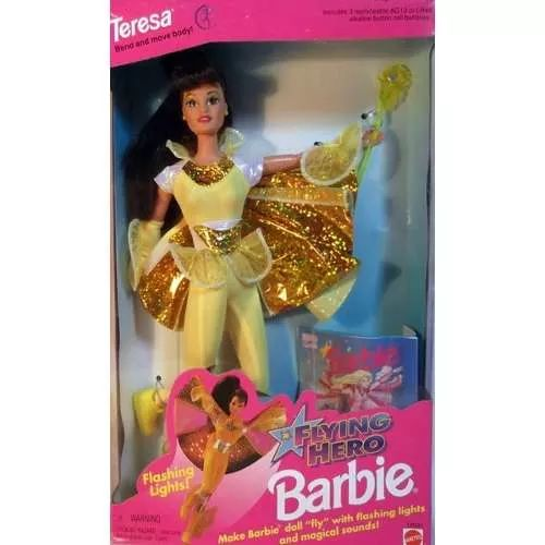 Barbie Galaxia  Flying Hero Teresa- $ 1.199,99