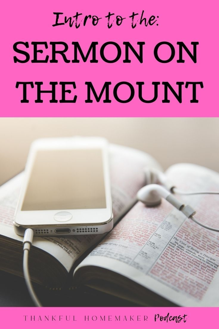 Ep 86 Introduction To The Sermon On Mount Serie Matthew 5 1 2 Inspirational Scripture Bible Memory Of
