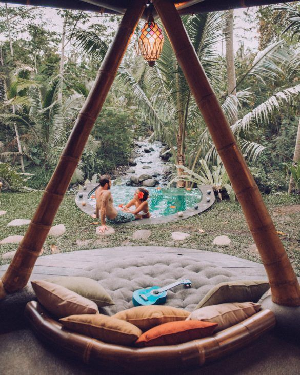 Airbnb Bali S Best Airbnb Visit One Of The Top Airbnb S In Bali Hideout Beehive Top Airbnb Bali Furniture Bali Hotels