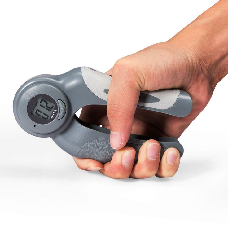 Pinza fitness digitale per esercizi mano e avambraccio (HG-2322B)