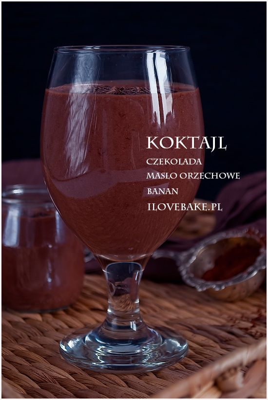 koktajl śniadaniowy
