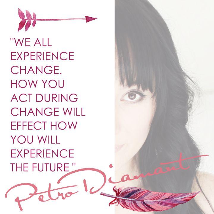 EXPERIENCE CHANGE @PetroDiamant