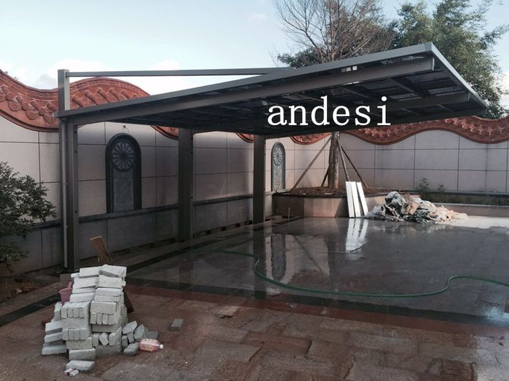 Modern Carport Cantilever : Ideas about cantilever carport on pinterest garage