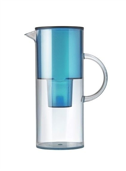 Stelton Water Filter Jug see valori-design.de € 29,50