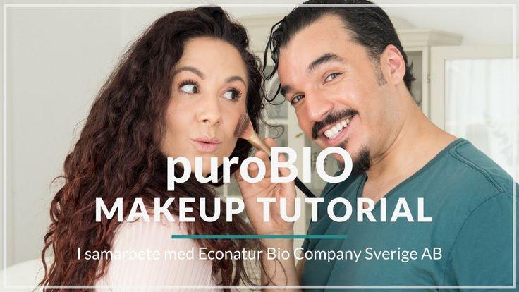 I samarbete med Econatur bio company Sverige AB har jag & Ivan gjort en unboxning med grejer från det italienska ekologiska märket puroBIO. Det har varit så roligt och vi valde ut fem produkter som vi framhävde i vår makeup. Det blev en snygg sommar look där du får följa steg för steg hur Ivan sminkar.  Hoppas du gillar video & tryck gärna tummen upp ifall du gör det.  Här nedan kan du hitta alla produkterna som vi använde:   Primer -  Foundation - Foundation pensel -   Concealer…