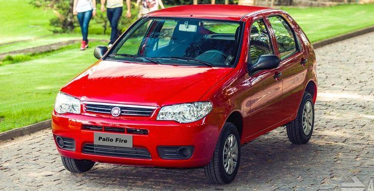 Fiat Palio Fire 2014 a precios desde R $ 23,990 en Brasil » Los Mejores Autos
