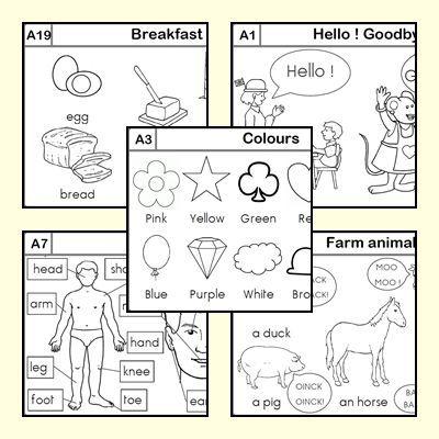 Des traces écrites en anglais (cycle 2)