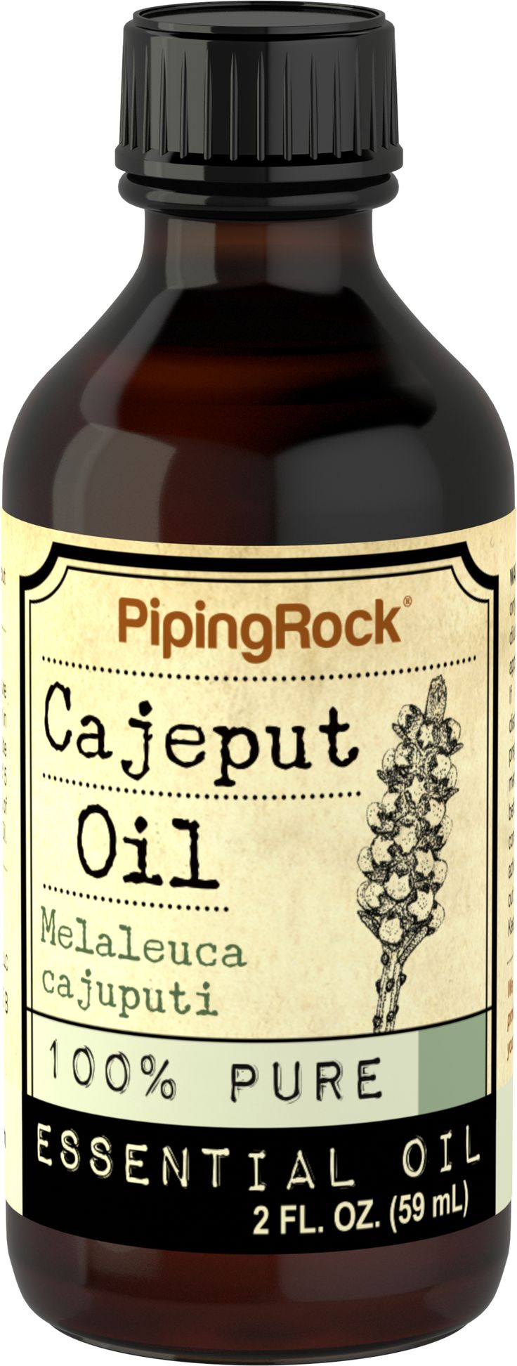 Cajeput 100% Pure Essential Oil | Piping Rock Health Products
