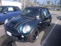 2006 MINI Cooper Convertible 2dr Convertible S http://www.iseecars.com/used-cars/used-mini-cooper-convertible-for-sale