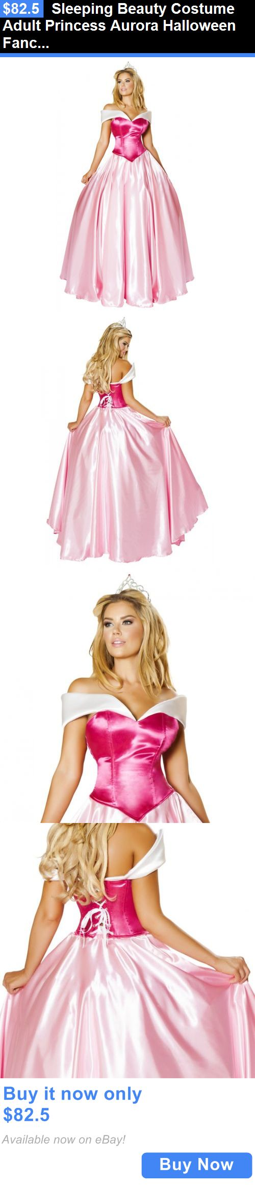 Halloween Costumes Women: Sleeping Beauty Costume Adult Princess Aurora Halloween Fancy Dress BUY IT NOW ONLY: $82.5