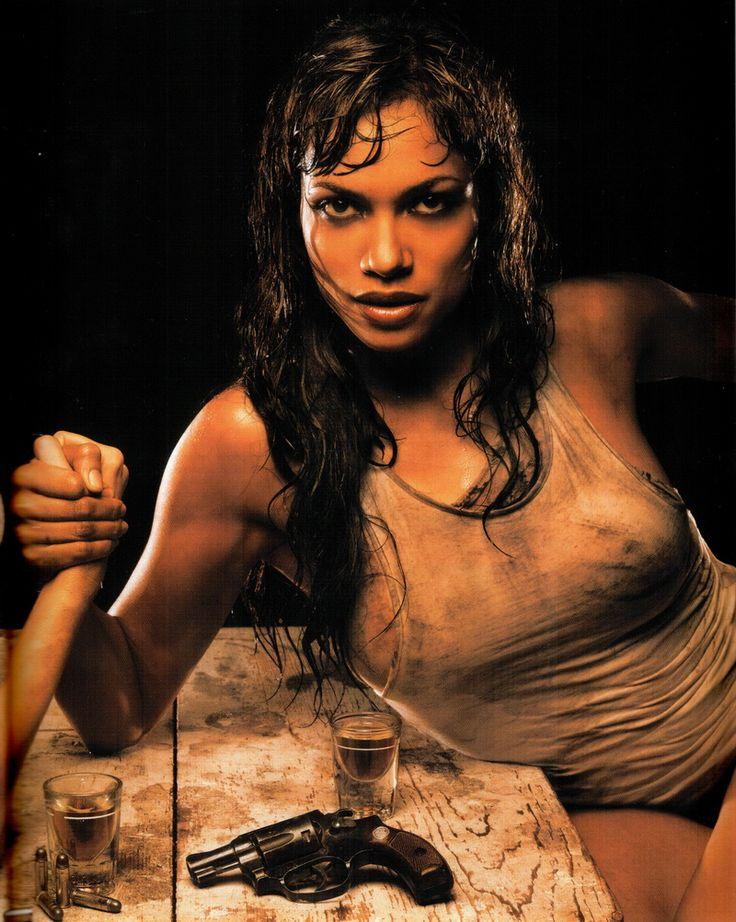 Rosario Dawson - Rolling Stone, April 2007
