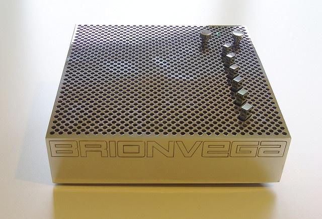 Filodiffusore Radio Brionvega FD1102,   Design by Marco Zanusso and Richard Sapper in 1969.