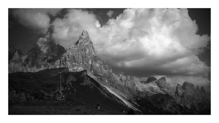 San Martino di Castrozza  -  Dolomiti mountains
