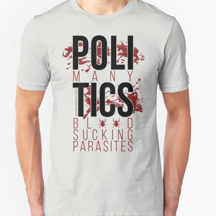 "The word ""politics"" is derived from the word ""poly"", meaning ""many"", and the word ""ticks"", meaning ""blood sucking parasites""."