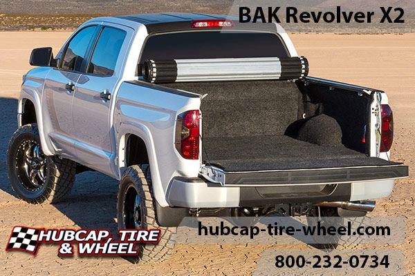 2014-2017 Toyota Tundra Bak Revolver X2 Tonneau Cover w/ NO Track Rail System