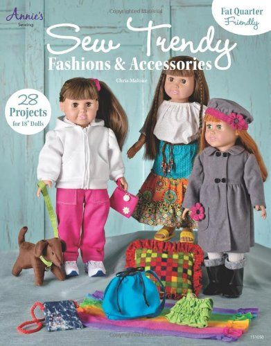 11 best sewing doll clothes images on Pinterest | Girl doll clothes ...