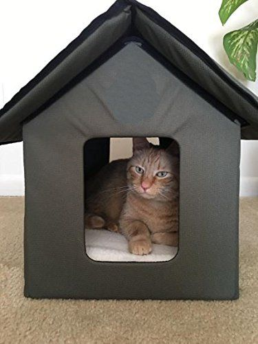 Pin On Cats Beds Carriers Houses And More