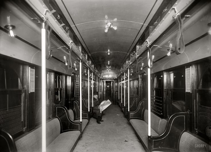 subway car under the hudson river circa 1908 rp for you by http david murphy. Black Bedroom Furniture Sets. Home Design Ideas
