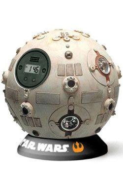 Star Wars Wecker / Uhren - Hadesflamme - Merchandise - Onlineshop für alles was das (Fan) Herz begehrt!