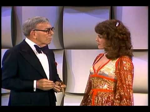 Madeline Kahn & George Burns  1:52-2:06 blood pressure  4:28-4:54 stockings  5:51-6:09 dead grandfather