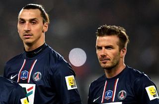 Beckham startede, Zlatan sejrede  I Bold.dk kan man læse om klubber, transfer og om fodboldspillerne