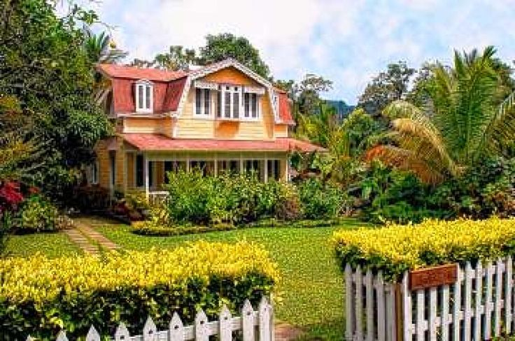 St. Lucia's Fond Doux Holiday Plantation