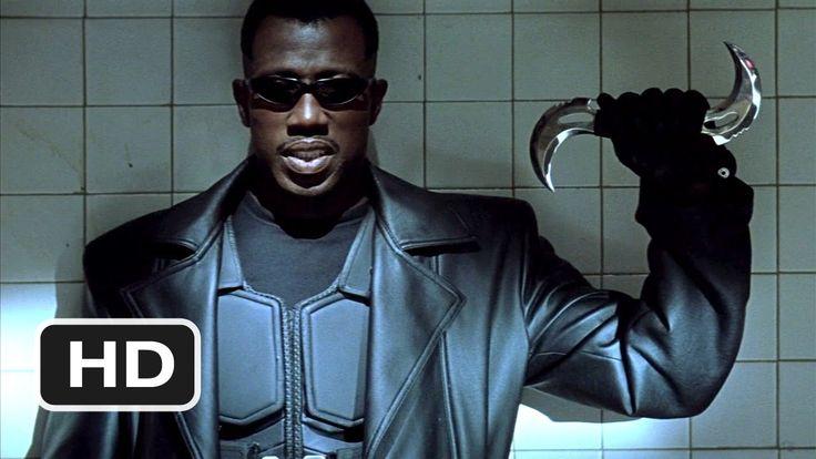 Vampire Killer - Blade (1/3) Movie CLIP (1998) HD
