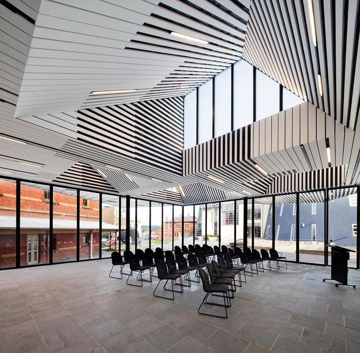 'annexe of the art gallery of ballarat' by searle x waldron architecture, ballarat, australia