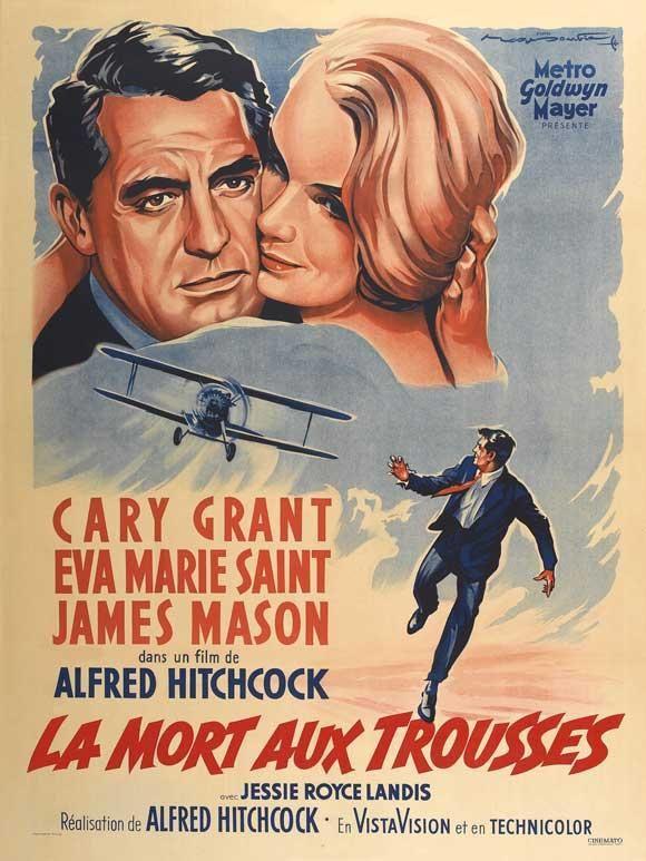 film affiche cinéma | Vente affiche les Oiseaux de Hitchcock (the birds): achetez le poster ...