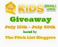 {Giveaway} 1 Yr. KidsEmail Subscription   $75 Amazon Gift Card ends 7/30/13