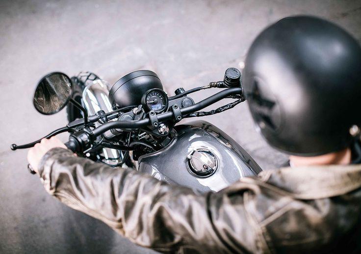 Bien que chinoise et économique, la moto réserve de bonnes surprises techniques