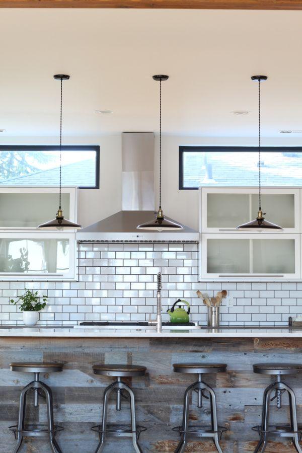 Kitchen Design Ideas Tour Modern Industrial Meets Bistro