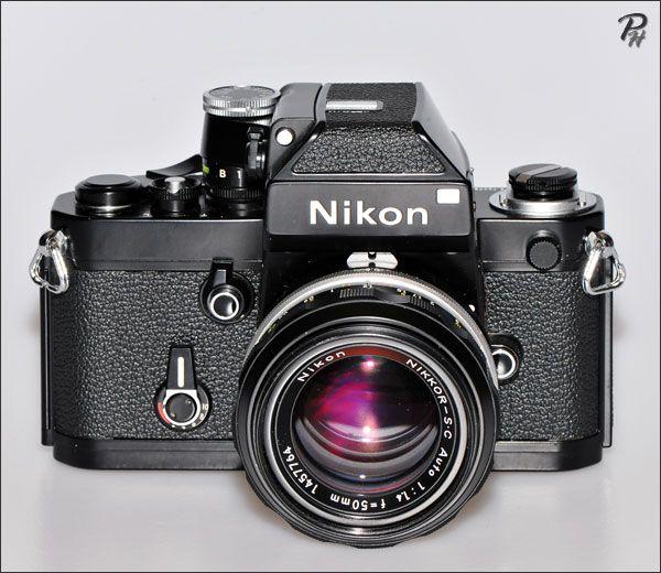 Nikon F2 Photomic http://www.photographic-hardware.info