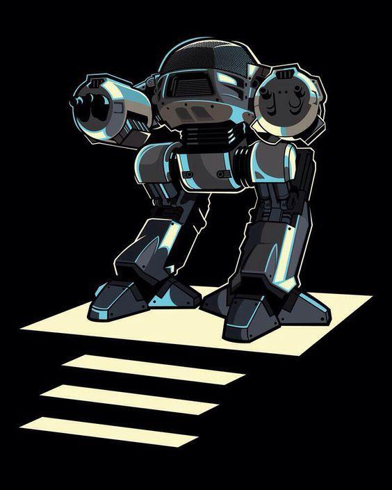 143 Best RoboCop Images On Pinterest