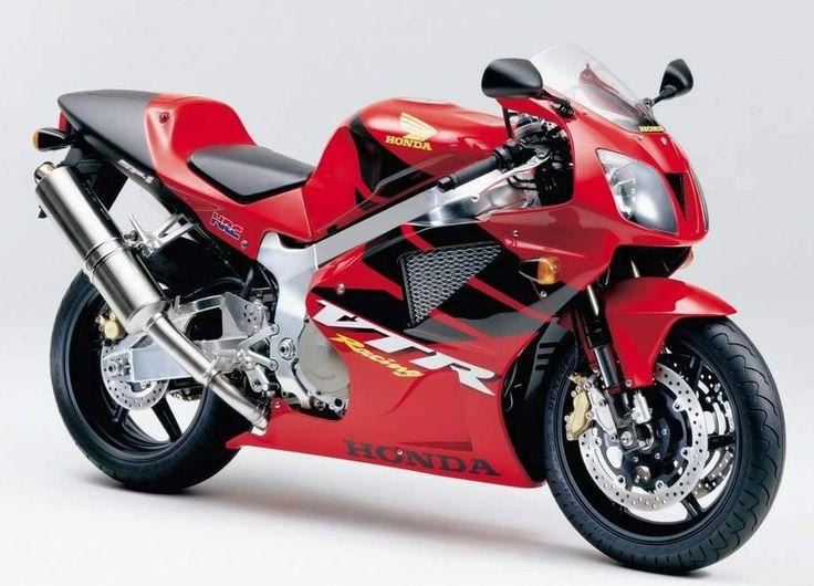 Honda VTR1000S RC51 2000