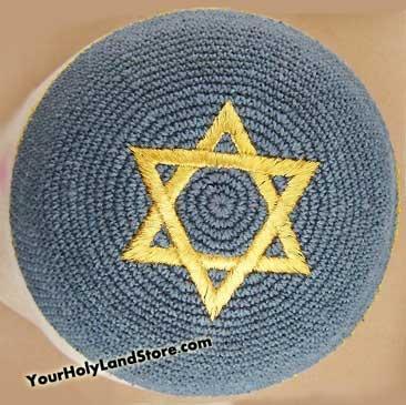STAR OF DAVID KIPPAH