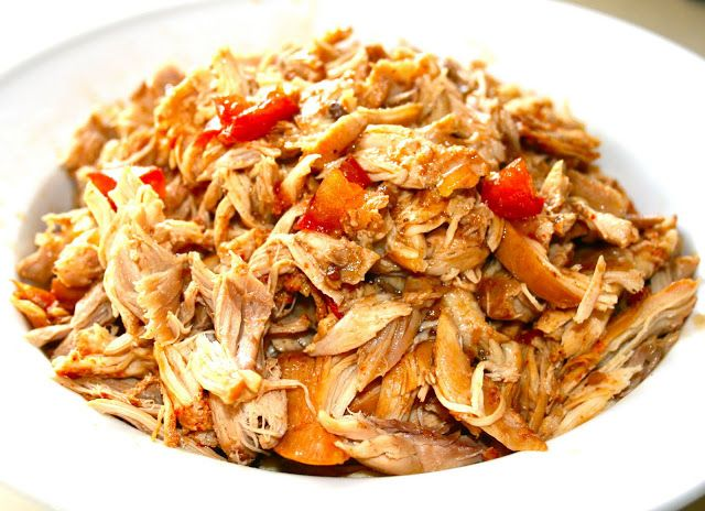 Clean Eating Slow Cooker Italian Chicken