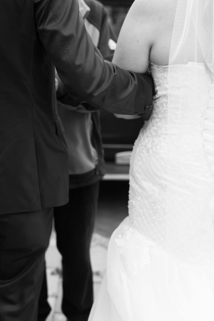 Just a lovely wedding picture. Made by Zwart fotografie.