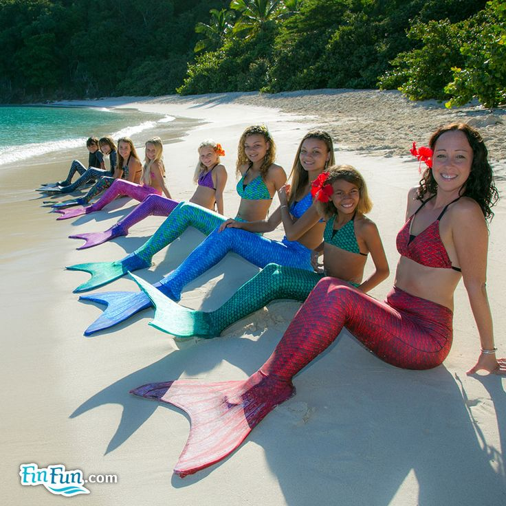 New Mermaid Tail Photos - Fin Fun Mermaid Tails