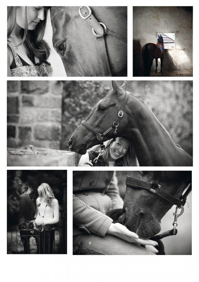 Have a photoshoot done with my new horse. Always regretted that I couldn't afford to do one with Dante.